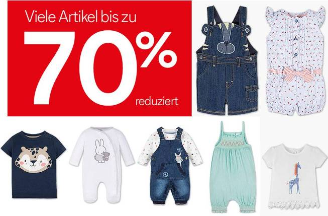 C&A Sommer Sale