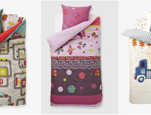 Bei vertbaudet bis zu 30 % auf Kinderbettwäsche sparen!