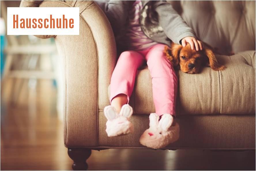 Hausschuhe Kinder