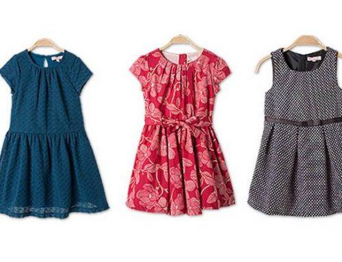 Süße Mädchenkleider bis zu 66% reduziert im C&A Sale!