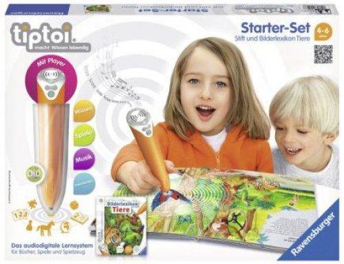 tiptoi Starter-Set mit Stift und Buch 26% reduziert