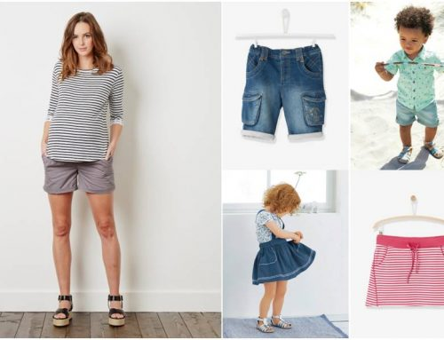 15% auf Röcke, Shorts und Bermudas bei vertbaudet!