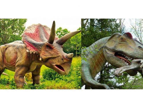 Die besten Dinosaurierausflugsziele in Deutschland