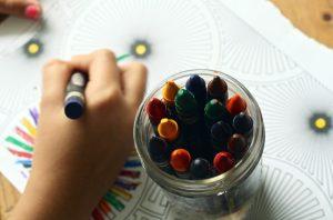Kindergarten Stifte