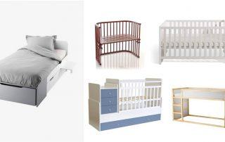 Baby- und Kinderbetten