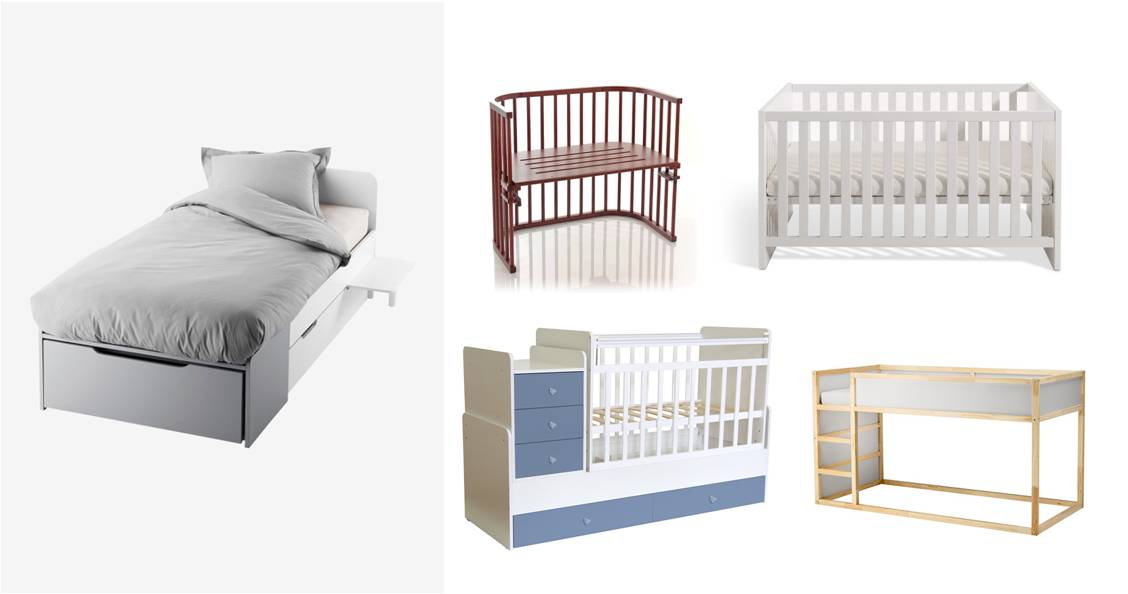 g nstige baby und kinderbetten online kaufen. Black Bedroom Furniture Sets. Home Design Ideas