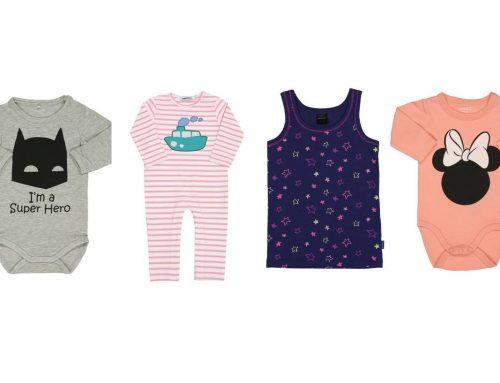 Tag- und Nachtwäsche für Babys und Kids bei tausendkind um 50% reduziert