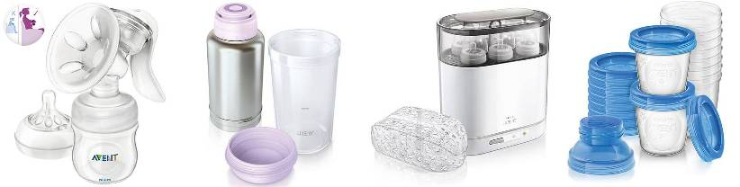 Philips Avent Milch