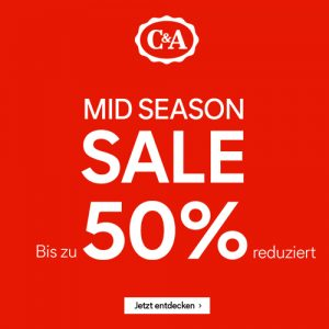 Noch Bis Zum 2904 Midseason Sale Bei Ca Mode Für Babys Und Kids