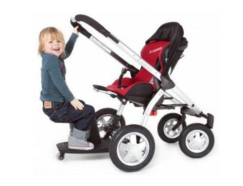 Kid-Sit – das Buggy-Board mit Sitz – bei Amazon für nur 98,21 Euro
