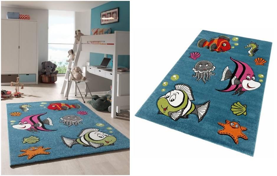 teppich meer awesome mehr zu durch plastik with teppich. Black Bedroom Furniture Sets. Home Design Ideas