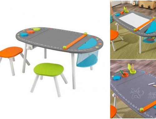 Kindertisch mit Tafeloberfläche 20% günstiger!
