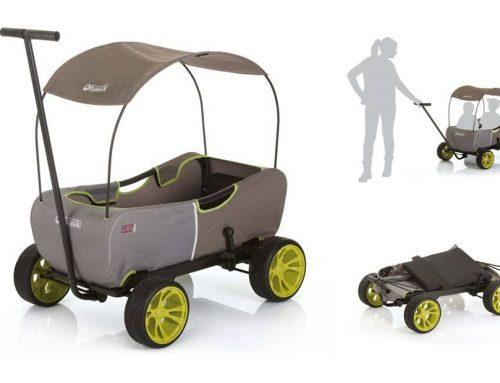 hauck Bollerwagen Eco Mobil – günstig bei Lidl!