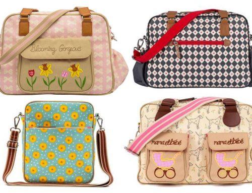 Wickeltaschen von Pink Lining bis zu 45% reduziert!