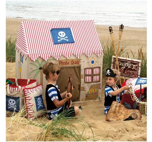 Piraten-Spielhaus