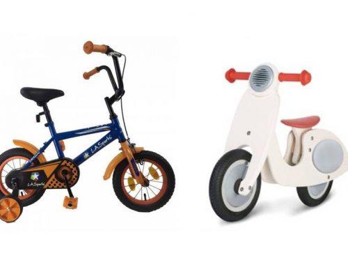 Kinderfahrzeuge bis zu 50 % reduziert!