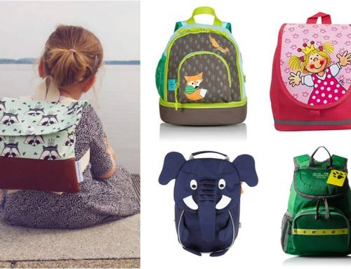 Kindergartenrucksäcke – Praktische Begleiter für die Kids