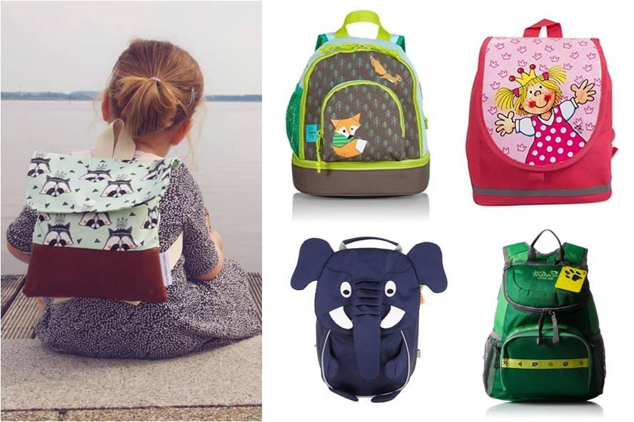 Kindergartenrucksack -...