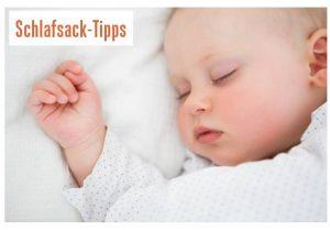 Schlafsacktipps