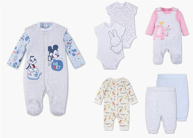 C&A Sale Basics Baby