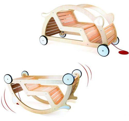Wagen Wippe