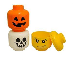 Aufbewahrungskopf Lego