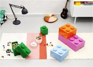 Aufräumbox Lego
