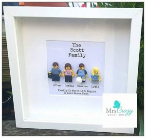 Lego Familienbild