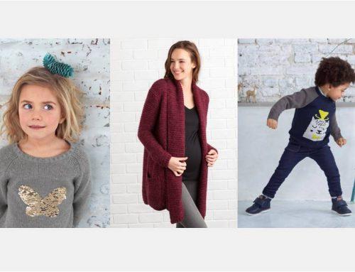 Pullover und Strickjacken 15% reduziert!