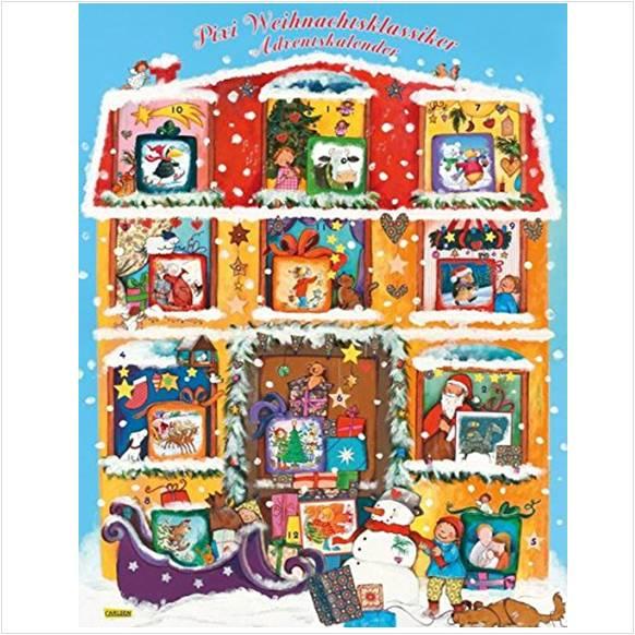 Adventskalender Pixi Weihnachtsklassiker