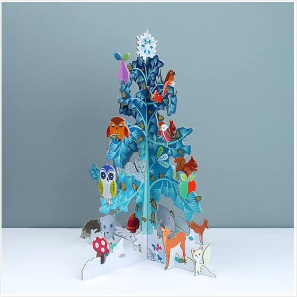 Adventskalender Baum