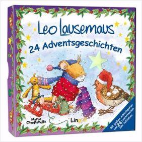 Adventskalender Leo Lausemaus