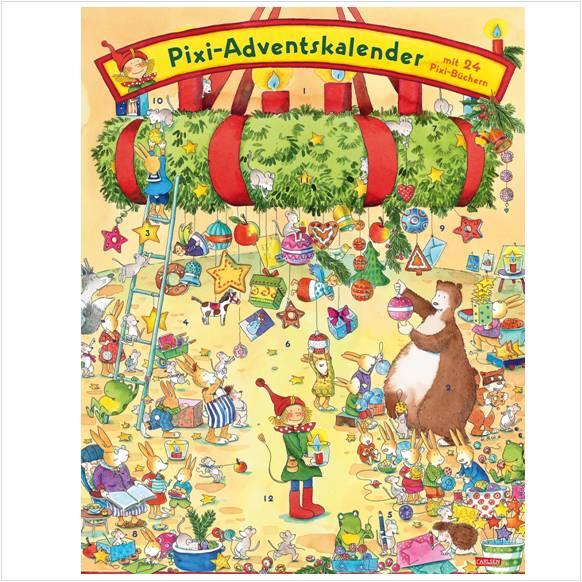Adventskalender Pixi