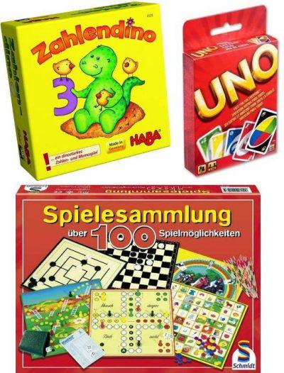 Gesellschaftsspiele Thalia