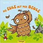 Kinderbuch Eule mit Beule