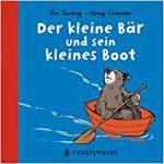 Der kleine Bär und sein kleines Boot