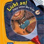 Licht an Tiere Kinderbuch