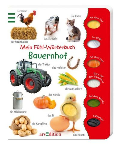 Fühlbuch Bauernhof