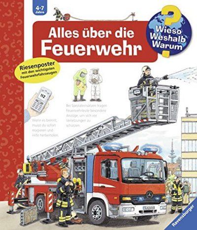 Alles über die Feuerwehr