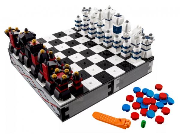 Lego Schachspiel