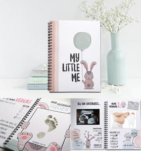 Geschenkidee Baby Tagebuch