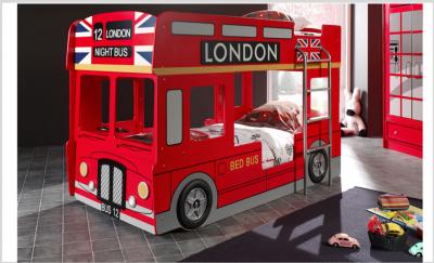 Hochbett Londonbus