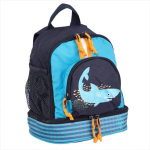 Kindergartenrucksack Hai