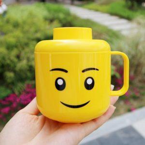 Trinkbecher Lego