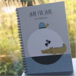 Jahr für Jahr Erinnerungsbuch