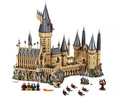 Lego Schloss Hogwarts