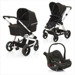 ABC Design Travelsystem Condor 4 All in One