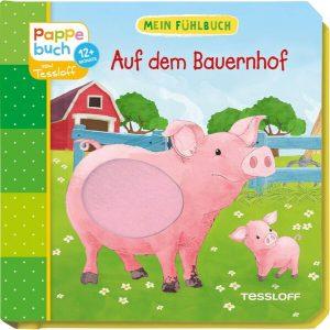 Bauernhof Fühlbuch