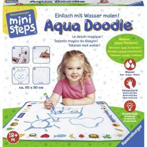 Aqua Doodle Ministeps Spiel