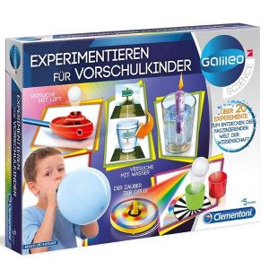 Experimentieren für Vorschulkinder